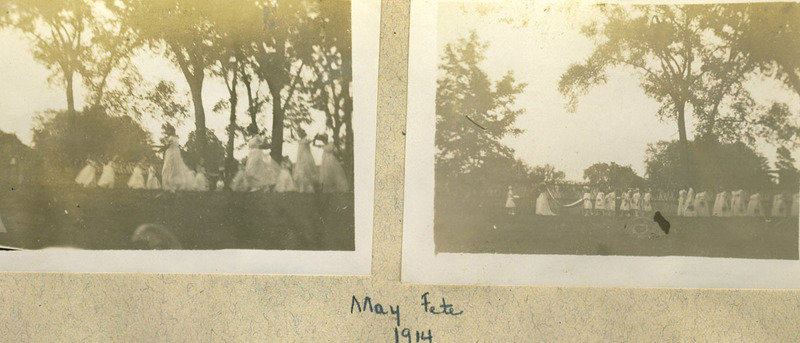 Cornell College May Fete 1914 -- 1