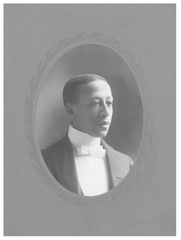 Frank Armstrong, c. 1898