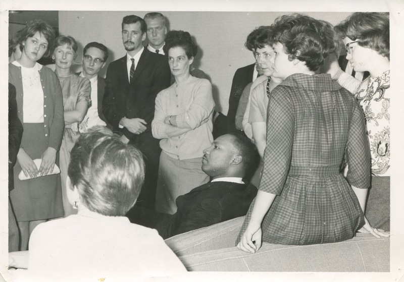 MLK Jr. at Cornell
